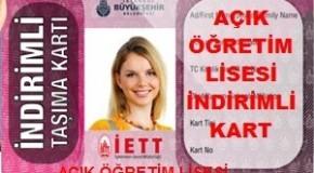 İstanbul Büyükşehir Sınırları İçerisinde İkamet Eden AÖL Öğrencilerinin Dikkatine!