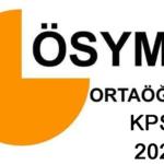 AÖL KPSS 2020